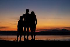 What Life is ALL about...{Explored} (DTT67) Tags: family sunset lake katahdin mountkatahdin mine millinocket neoc canon5dmkiv canon