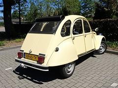 Citroën 2CV6 Club 1987 (SG-65-TK) (MilanWH) Tags: citroën 2cv6 club 1987 2cv sg65tk