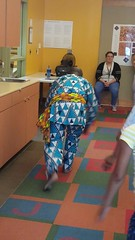 06.28.18 Traditional African Dance Workshop at Washington Branch (Omaha Public Library) Tags: omahapubliclibrary charlesbwashingtonbranch summerreadingprogram librariesrock africancultureconnection africa african tradition dancing storytelling celebration culture omaha northomaha kids learning summer children tweens teens music drums athletic
