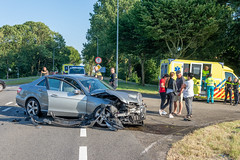 20180712-0750 (Sander Smit / Smit Fotografie) Tags: nieuwolda n362 gereweg ongeluk ernstig gewonden