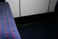 Mk2 BSO S9392 Int (72) (Transrail) Tags: mk2 coach carriage interior passenger train railway britishrail seat window carpet guardcompartment brakestandardopen bso