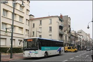 Mercedes-Benz Intouro - Keolis Drôme / La Drôme Transports n°505