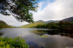 The Landscape 💚 (gusdiaz) Tags: ireland connemara mountains kylemore abbey trip canon canonphotography nature naturephotography beautiful reflection relaxing relajante reflejo hermoso agua lake pond paisaje rio lago summer roadtrip viaje vacaciones verano