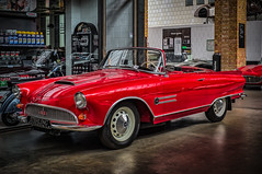 AU 1000 SP ROADSTER (Peter's HDR hobby pictures) Tags: petershdrstudio hdr classiccar car autounion oldtimer convertible cabriolet red rot auto klassiker