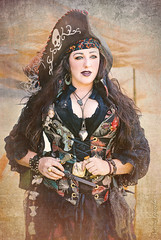 2018 Pirate Invasion of Long Beach 7 (Marcie Gonzalez) Tags: 2018 longbeach pirateinvasionoflongbeach pirateinvasion mermaids mermaid festival festivals festive event pirate pirates long beach los angeles county socal southern california ca calif usa us north america beaches sand shore shores coast coastal costume costumes captain jack sparrow morgan cannon cannons ship boat tall ocean water outfit outfits period clothing invasion gypsy