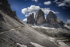 Tre Cime di Lavaredo (Guido Havelaar) Tags: trecime dolomites dolomiti dolomieten altoadige sudtirol mountains landscape hdr sonya7ii dreizinnen italia