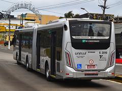 6 2010 TUPI - Transportes Urbanos Piratininga (busManíaCo) Tags: caioinduscar tupitransportes mercedesbenz tupi transportes urbanos piratininga millennium iv articulado o500ua bluetec 5