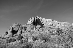 Chapel of the Holy Cross (J-Riv Photo) Tags: arizona scottsdale sedona jerome redrock grandcanyon sky tuzigoot