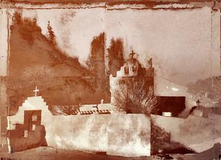 San Jose De La Laguna Mission Church, New Mexico