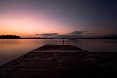DSCF7423 (lukmanism) Tags: fujifilm xt20 samyang12mmf2 samyang älmhult sweden sunset landscape lake