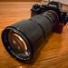 Sony a7 || Minolta Rokkor-X 200mm f2.8 telephoto lens