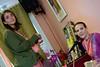 The Hare Krishnas (Jason Khoo Photography) Tags: 50mm standardlens nikkor unlimitedphotos colour color uk england london cult harekrsna harekrishna worship dof nikond300 nikon vedic lifestyle life people culture sari devotees devotion garland flower