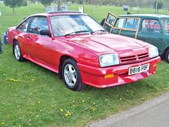 668 Opel Manta (B2) GSi (1984) (robertknight16) Tags: opel german germany 980s manta gsi cavilier monza alrewas b616pbf