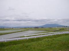 The Tsugaru plain (しまむー) Tags: panasonic lumix gx1 g 20mm f17 asph natural train tsugaru free pass 津軽フリーパス