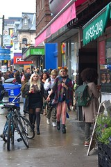 245 -1vibfwlcon (citatus) Tags: women walking church street glad day bookshop pride celebration gay village toronto canada summer evening 2018 pentax k3 ii