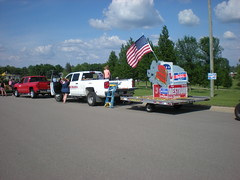 Old Settlers Reunion Parade