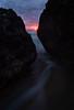 The Gate (Spyros Rapsomanikis) Tags: seascape sea ocean rocks waves motion sun sunset goldenhour sky clouds cloudy storm horizon shore sand seaside sunlight sunstar landscape longexposure