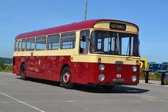 Burton Corporation Daimler Fleetline 103 MFA703G - Stoke-on-Trent (dwb transport photos) Tags: burtoncorporation daimler fleeltine willowbrook bus 103 mfa703g stokeontrent