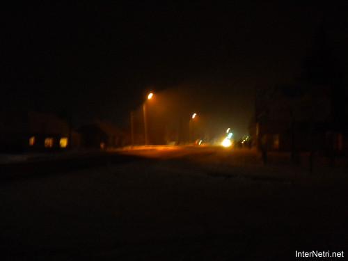 Ніч, Любомль, Волинь, Зима 2012  InterNetri 107