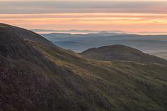 The Galloway hills (Mark McKie) Tags: galloway gallowayforestpark gallowayhills gallowaylandscape minnigaffhills newtonstewart scotland scottishlowlands sunset nikon nikonphotography nikond7500 girvan ayrshire ailsacraig