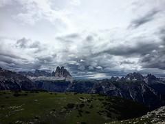 tre cime e cadini (chpaola) Tags: birthday pratopiazza strudelkopf 3cime dreizinnen cadini landscape mountain sky cloud unesco trecime lavaredo altoadige italy