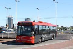 EBS, 4100 (Chris GBNL) Tags: ebs egged eggedbusservice bus 4100 bzpj03 scaniaomnilink rnet