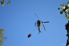 Fire Fighter (Bo Ragnarsson) Tags: firefighter helicopter forestfire skogsbrand boragnarsson