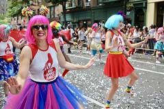 Bright (Gypsea.van) Tags: parade pride rainbow nyc celebrate love color