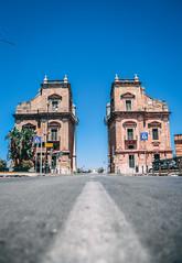 Gate to the sea (Daniele Salutari) Tags: italia sicilia palermo italy travel trip street
