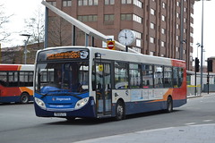 Stagecoach Merseyside & South Lancashire 27888 PE13LTJ (Will Swain) Tags: liverpool 17th march 2018 north west bus buses transport travel uk britain vehicle vehicles county country england english merseyside stagecoach south lancashire 27888 pe13ltj