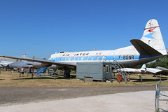 Vickers Viscount (CHRISTOPHE CHAMPAGNE) Tags: 2018 midland air museum coventry uk vickers viscount airinter