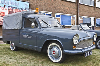 SIMCA Aronde P60 Pick-Up 1961 (7373)