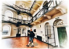Belfast - Crumlin Road Gaol (tatianalovera) Tags: crumlinroadgaol prison prigione belfast northernireland