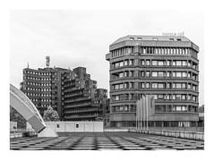 Die Stadt 244 (sw188) Tags: deutschland nrw ruhrgebiet westfalen dortmund sw street stadtlandschaft sachlichkeit bw blackandwhite