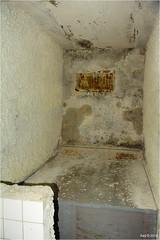 In the Pripyat Police Station (Aad P.) Tags: chernobyl чорнобиль pripyat припять ukraine україна sovietunion cccp nuclearpowerplant radioactivity radiation urbex urbexphotography exclusionzone policestation prisoncell