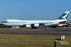 B-LJI CX B748F 16R YSSY-2226 (A u s s i e P o m m) Tags: cathaypacificcargo cathaypacific cathay cx boeing b748f syd yssy sydneyairport