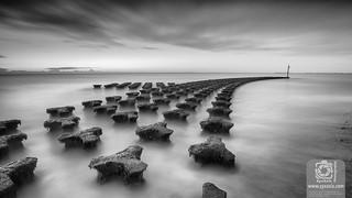 Felixstowe Sea Defences II