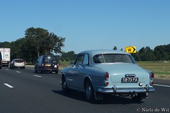 1968 Volvo Amazon (NielsdeWit) Tags: nielsdewit car vehicle 5875fa a12 highway driving volvo amazon p 13134 p13134 4vkk10