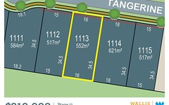 Lot 1113, Tangerine Street, Gillieston Heights NSW