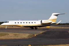 n650da glf6 egkb (Terry Wade Aviation Photography) Tags: glf6 egkb