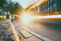 Light in motion | Kaunas #198/365 (A. Aleksandravičius) Tags: motion blur light kaunas long exposure street road lithuania lietuva 2018 nikon 20mm f18g nikkor 365one 365days 3652018 d750 nikond750 20mmf18g afdnikkor20mmf18ged nikkor20mm nikon20mm18g nikon20mm 365 project365 198365