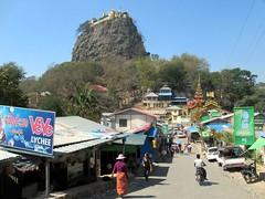 Popa Taung Kalat Temple (D-Stanley) Tags: popa taung kalat temple mountpopa bagan myanmar burma natsbuddhist