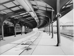 Album #2  48 (barrigerlibrary) Tags: dlw delawarelackawannaandwestern scranton pa pennsylvania railroad station