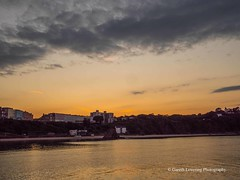 Tenby Sunset 2018 07 03 #35 (Gareth Lovering Photography 5,000,061) Tags: tenby wales seaside harbour beach boats sunset holiday olympus penf 17mm garethloveringphotography