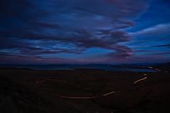 DSC09450-E - Goodnight From Mono Lake (Steve Amaon Photography) Tags: yosemite monolake leevining easternsierra lake clouds stars lighttrails longexposure explore nik dfine2 colorefexpro4 i395