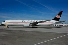 C-GCIJ (CargoJet) (Steelhead 2010) Tags: creg yhm boeing b767 b767300er cargojet cgcij