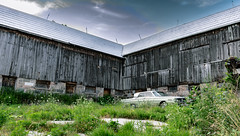 Barn (Marty Bisson) Tags: farm rural country colors canada ontario nature barn