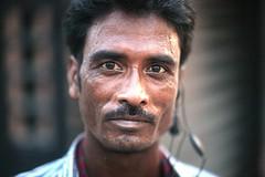 Zain Al Abideen (N A Y E E M) Tags: zainalabideen zainulabedin rickshawwalla portrait dusk street gmroad chittagong bangladesh