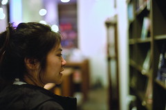 In Ada's Technical Book Store (edwardcgonzales) Tags: velvia velvia50 fuji fujifilm slidefilm film 35mm analog 50mm 50mmf14 canonfd50mmf14 canonfd 50mmf18fd