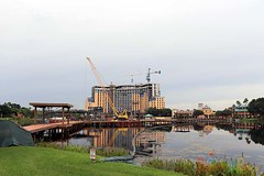 IMG_9208 (Passport to the Parks) Tags: disneys coronado springs resort construction update july 2018 disney hotel